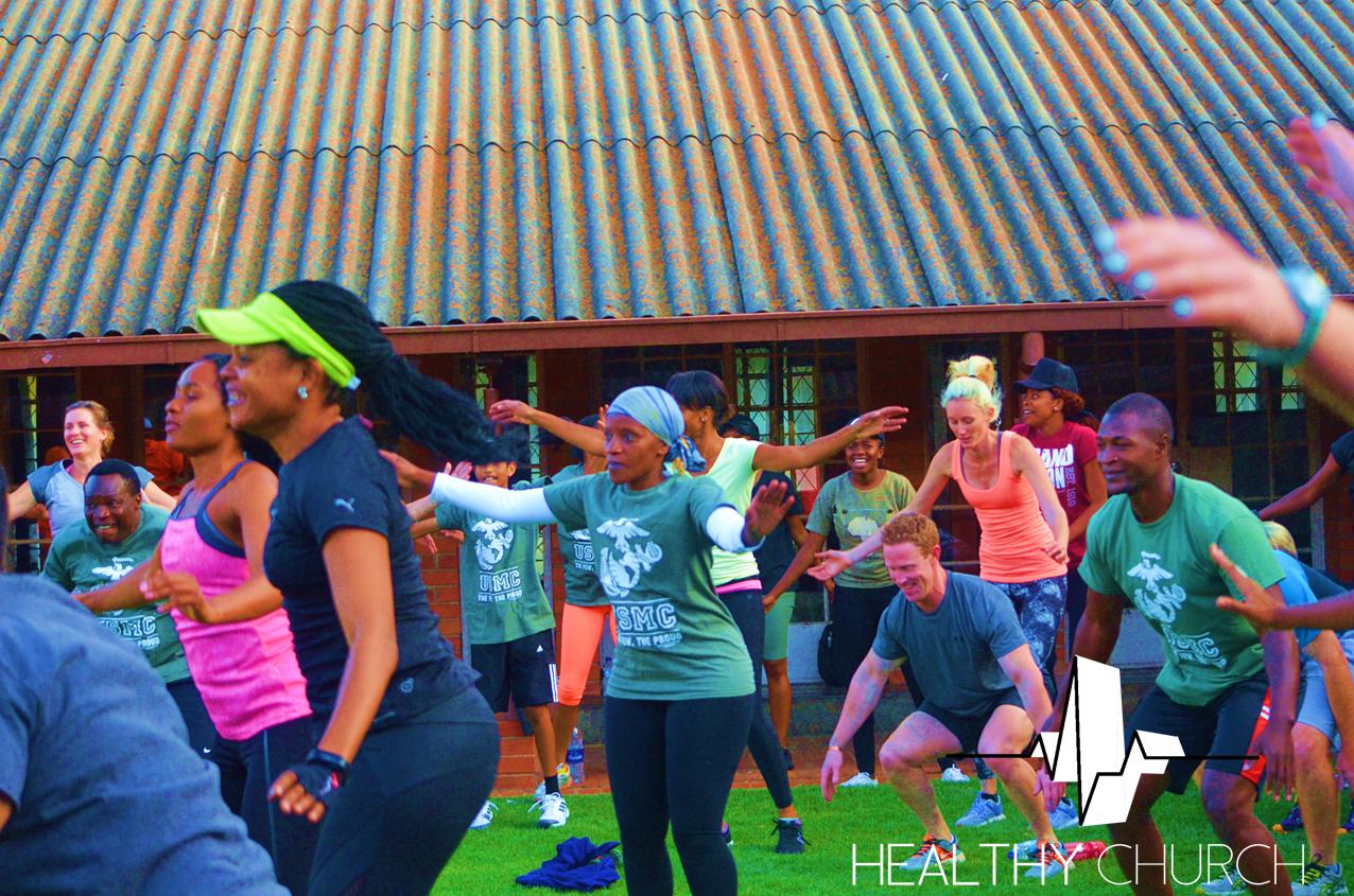 Healthy church 2019 sermons cover